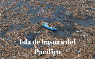 Isla de basura del Pacífico