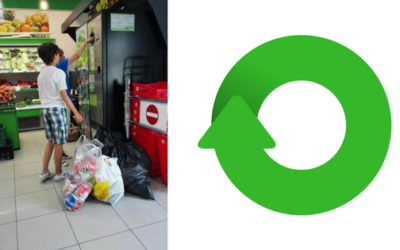 Economía circular en la devolución de envases vacíos